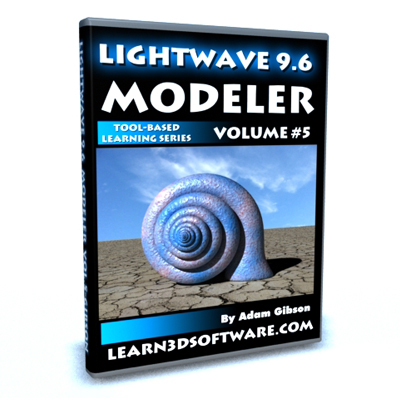 Lightwave 9.6 Modeler Vol #5
