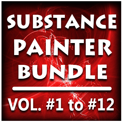 Substance Painter for Lightwave Users (Volumes #1 to #12)- PRE-Buy Special